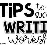 Writing Workshop ideas
