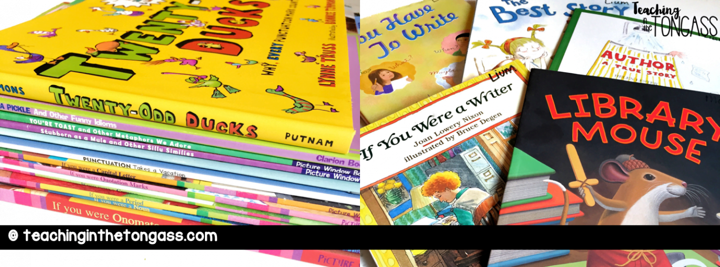 writing workshop mentor texts