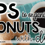 Donuts with Dads activities