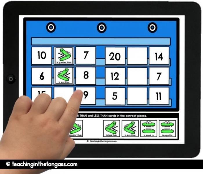 google classroom math activities