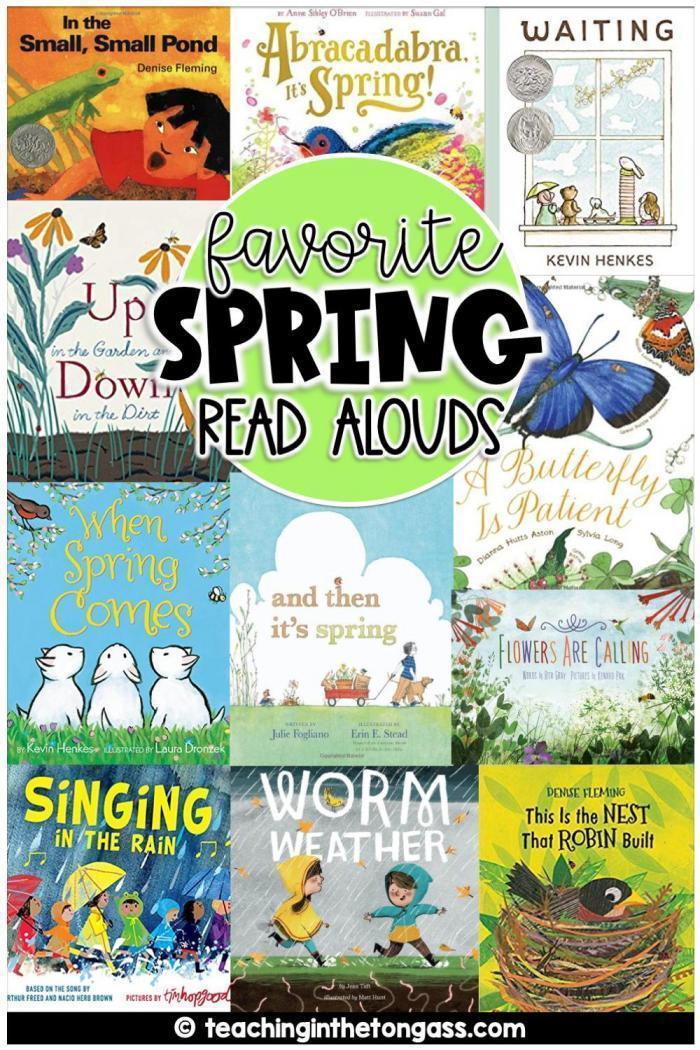 spring-books-for-kids