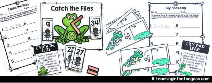 spring-math-activities