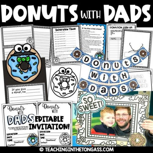 Donuts-with-Dads-Activities