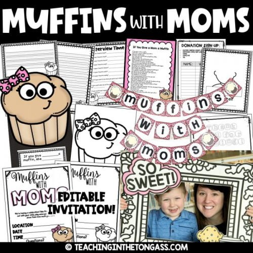 Muffins-with-Moms-Activities
