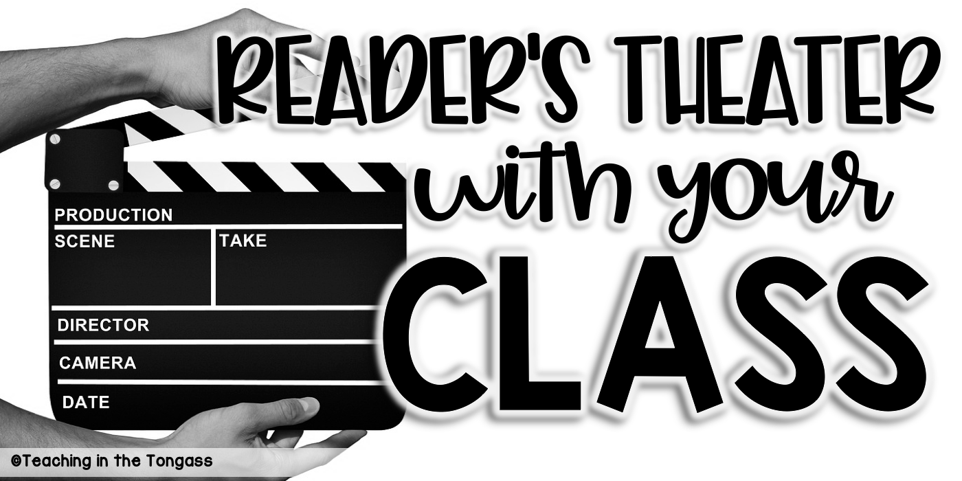 reader's theater in the classroom